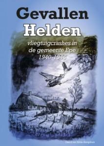 Gevallen Helden, Gemeente Epe. 1940-1945, RAF, USAAF, Luftwaffe